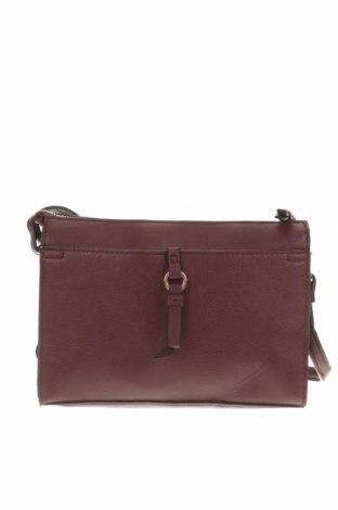 Дамска чанта Accessorize, Цвят Червен, Еко кожа, Цена 19,79лв.