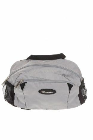 Чанта за кръст Champion, Цвят Сив, Текстил, Цена 21,84лв.