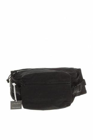 Чанта за кръст Factorie, Цвят Черен, Текстил, Цена 17,85лв.