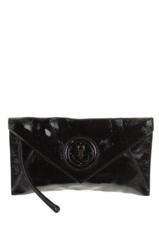 Дамска чанта Mimco, Цвят Черен, Естествена кожа, Цена 20,16лв.