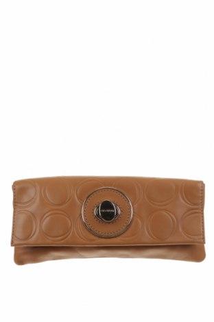 Дамска чанта Mimco, Цвят Кафяв, Естествена кожа, Цена 40,32лв.