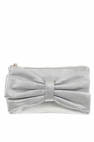 Дамска чанта Review, Цвят Сребрист, Еко кожа, Цена 22,05лв.