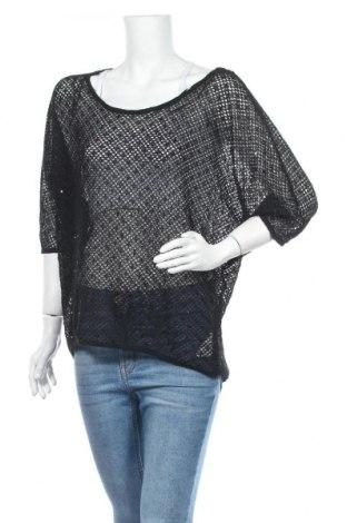 Дамска блуза, Размер M, Цвят Черен, Полиестер, Цена 3,00лв.