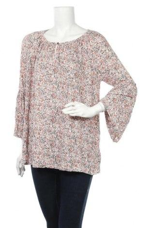 Дамска блуза, Размер XL, Цвят Многоцветен, 92% вискоза, 8% еластан, Цена 9,29лв.