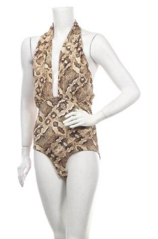 Дамска блуза - боди Bardot, Размер M, Цвят Многоцветен, 95% вискоза, 5% еластан, Цена 9,62лв.