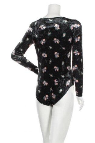 Дамска блуза - боди Monki, Размер S, Цвят Зелен, 90% полиестер, 10% еластан, Цена 14,22лв.