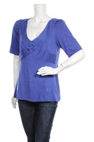 Дамска блуза Ab Studio, Размер XL, Цвят Лилав, 95% вискоза, 5% еластан, Цена 9,82лв.