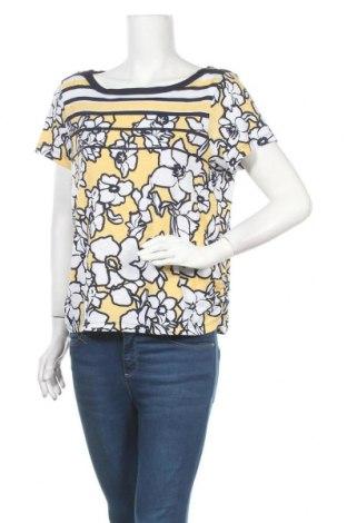 Дамска блуза Alfred Dunner, Размер M, Цвят Многоцветен, 95% полиестер, 5% еластан, Цена 11,34лв.