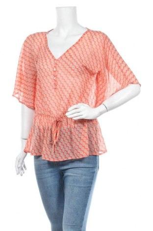 Дамска блуза Alya, Размер M, Цвят Червен, Цена 7,14лв.