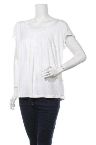 Дамска блуза Anne Klein, Размер XL, Цвят Бял, 95% модал, 5% еластан, Цена 17,64лв.