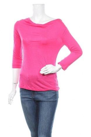 Дамска блуза Anne Klein, Размер S, Цвят Розов, 100% лиосел, Цена 27,67лв.
