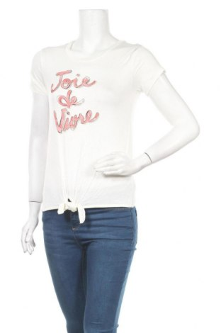Дамска блуза Art Class, Размер M, Цвят Бял, 95% вискоза, 5% еластан, Цена 10,40лв.