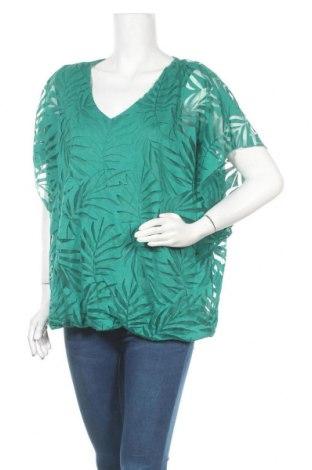 Γυναικεία μπλούζα Autograph, Μέγεθος XL, Χρώμα Πράσινο, 80% βισκόζη, 20% πολυεστέρας, Τιμή 8,28€