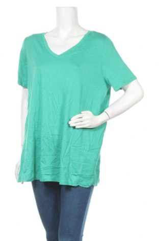 Γυναικεία μπλούζα Autograph, Μέγεθος XL, Χρώμα Πράσινο, 50% βαμβάκι, 50% μοντάλ, Τιμή 12,67€