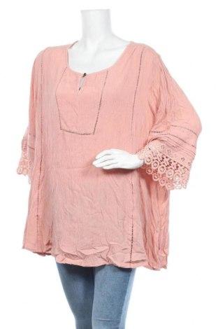Γυναικεία μπλούζα Autograph, Μέγεθος XL, Χρώμα Ρόζ , Βισκόζη, Τιμή 9,94€