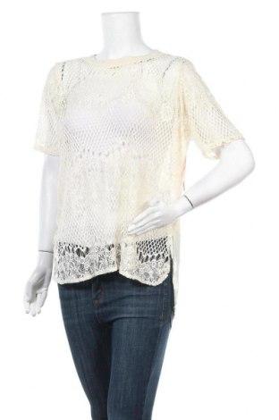 Дамска блуза Bongo, Размер XL, Цвят Екрю, 52% полиамид, 48% памук, Цена 11,76лв.