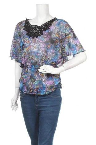 Дамска блуза Bongo, Размер S, Цвят Многоцветен, Полиестер, Цена 14,28лв.