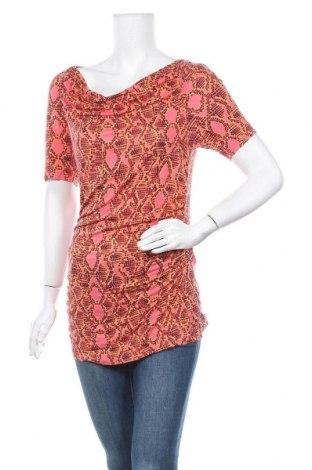 Дамска блуза Cynthia Rowley, Размер M, Цвят Многоцветен, 95% вискоза, 5% еластан, Цена 13,44лв.