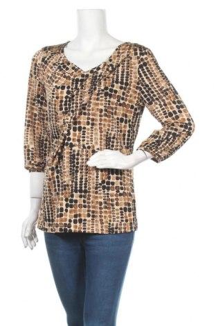 Дамска блуза Dana Buchman, Размер S, Цвят Многоцветен, Цена 5,44лв.
