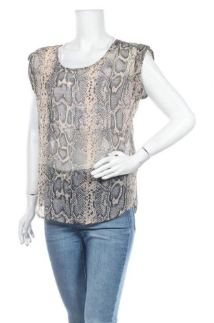 Дамска блуза Daniel Rainn, Размер S, Цвят Многоцветен, 100% полиестер, Цена 4,20лв.