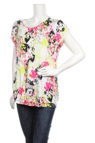 Дамска блуза Gaiam, Размер L, Цвят Многоцветен, 95% вискоза, 5% еластан, Цена 10,92лв.