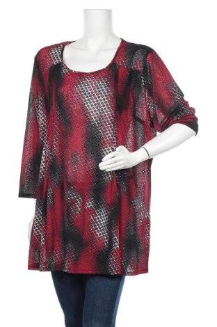 Дамска блуза Grandiosa, Размер L, Цвят Многоцветен, Полиестер, Цена 3,03лв.