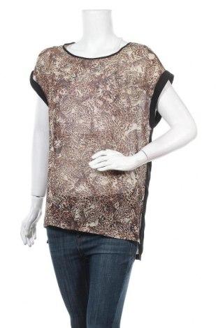 Дамска блуза H&M Divided, Размер XS, Цвят Многоцветен, Полиестер, Цена 3,00лв.