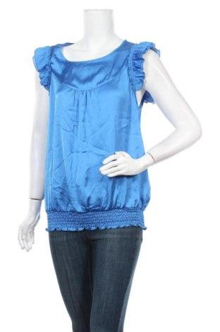 Дамска блуза Hot Options, Размер XL, Цвят Син, Полиестер, Цена 15,12лв.