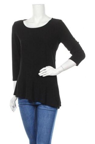 Дамска блуза INC International Concepts, Размер M, Цвят Черен, 95% полиестер, 5% еластан, Цена 31,50лв.