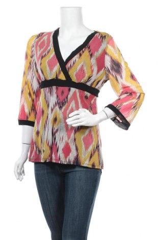 Дамска блуза INC International Concepts, Размер L, Цвят Многоцветен, Полиамид, Цена 5,59лв.
