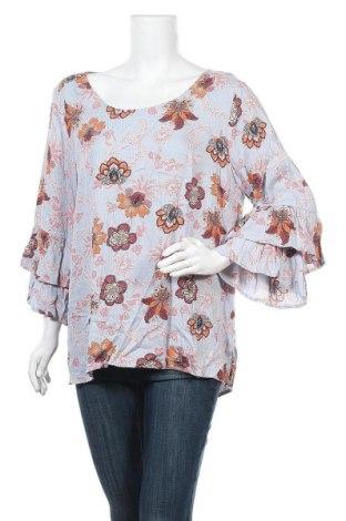Дамска блуза Katies, Размер XL, Цвят Син, Вискоза, Цена 6,19лв.
