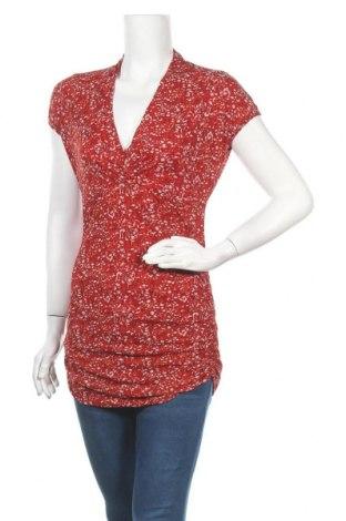 Дамска блуза Kenneth Cole, Размер L, Цвят Червен, Полиамид, Цена 8,51лв.