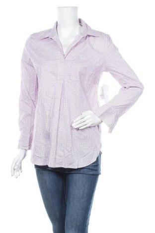 Дамска блуза Liz Claiborne, Размер S, Цвят Розов, 98% памук, 2% еластан, Цена 13,97лв.