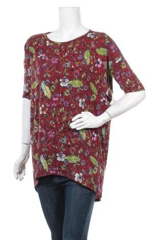 Дамска блуза LulaRoe, Размер XS, Цвят Многоцветен, 95% полиестер, 5% еластан, Цена 15,02лв.