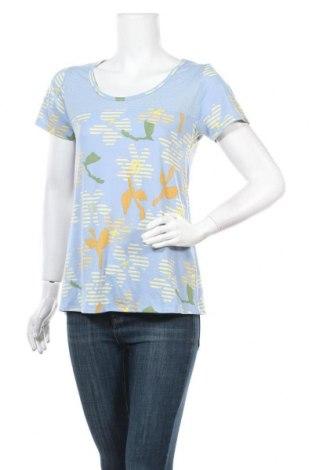 Дамска блуза LulaRoe, Размер XS, Цвят Син, 96% полиестер, 4% еластан, Цена 3,00лв.
