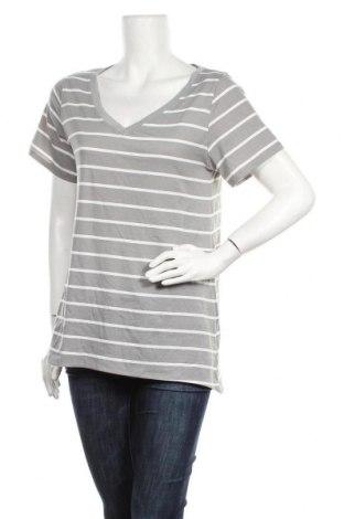 Дамска блуза LulaRoe, Размер M, Цвят Сив, 95% полиестер, 5% еластан, Цена 7,56лв.