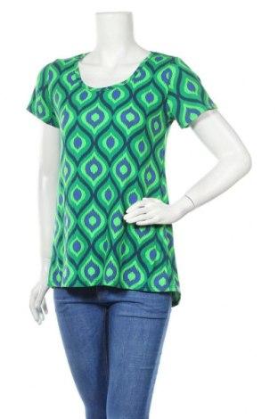 Дамска блуза LulaRoe, Размер XS, Цвят Зелен, 96% полиестер, 4% еластан, Цена 8,51лв.