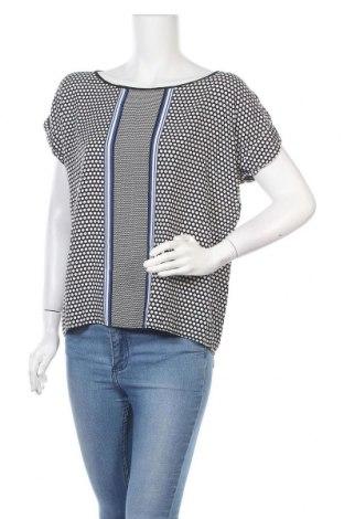 Дамска блуза Max Studio, Размер L, Цвят Син, Вискоза, Цена 26,25лв.
