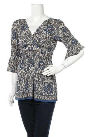 Дамска блуза Max Studio, Размер M, Цвят Многоцветен, 95% полиестер, 5% еластан, Цена 6,56лв.