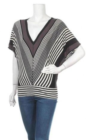 Дамска блуза Max Studio, Размер S, Цвят Многоцветен, 95% вискоза, 5% еластан, Цена 43,47лв.