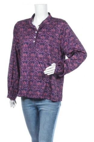 Дамска блуза Miss Look, Размер XL, Цвят Многоцветен, Памук, Цена 14,28лв.