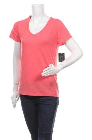 Дамска блуза Mudd, Размер L, Цвят Розов, 68% полиестер, 28% вискоза, 4% еластан, Цена 23,52лв.