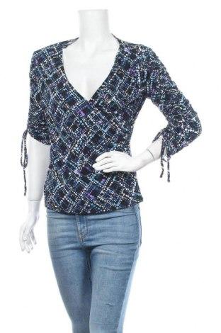 Дамска блуза Nine West, Размер M, Цвят Многоцветен, 94% полиестер, 6% еластан, Цена 25,88лв.