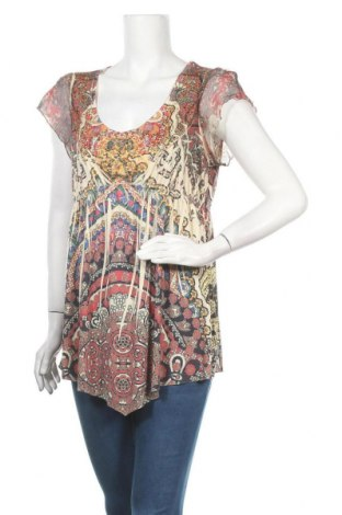Дамска блуза One World, Размер M, Цвят Многоцветен, Цена 18,90лв.