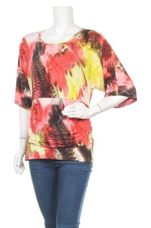Дамска блуза Peter Nygard, Размер M, Цвят Многоцветен, 94% полиестер, 6% еластан, Цена 4,12лв.
