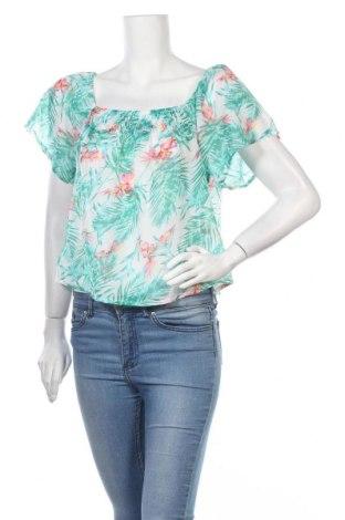 Дамска блуза Rainbow, Размер M, Цвят Многоцветен, Цена 3,00лв.