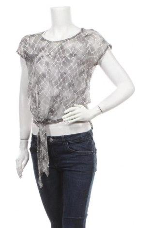 Дамска блуза Smart Set, Размер XS, Цвят Сив, Полиестер, Цена 5,04лв.