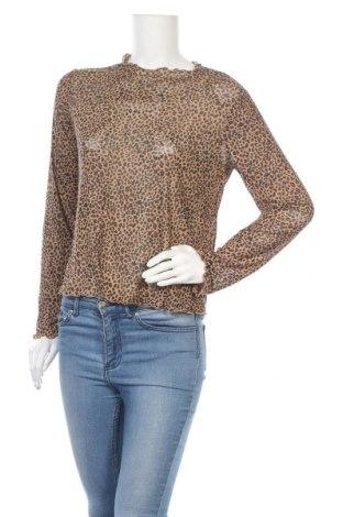 Дамска блуза Sportsgirl, Размер M, Цвят Бежов, 95% полиестер, 5% еластан, Цена 4,99лв.