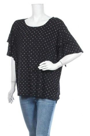 Дамска блуза Sussan, Размер XXL, Цвят Черен, 66% модал, 34% полиестер, Цена 17,85лв.