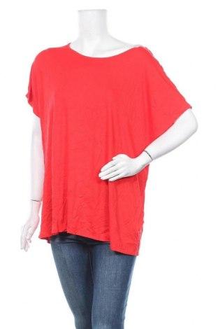 Γυναικεία μπλούζα Suzanne Grae, Μέγεθος XXL, Χρώμα Κόκκινο, 97% βισκόζη, 3% ελαστάνη, Τιμή 10,52€